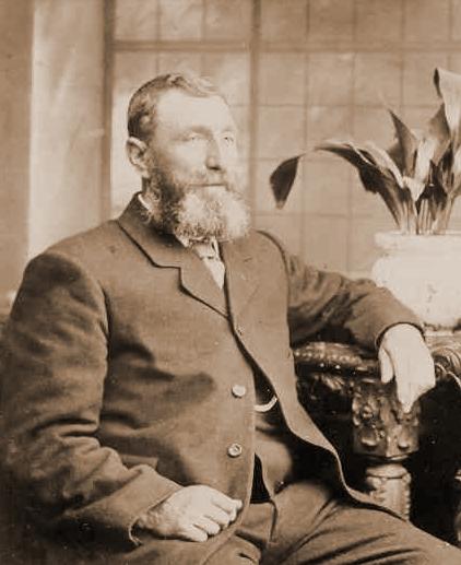James Martin circa 1900.