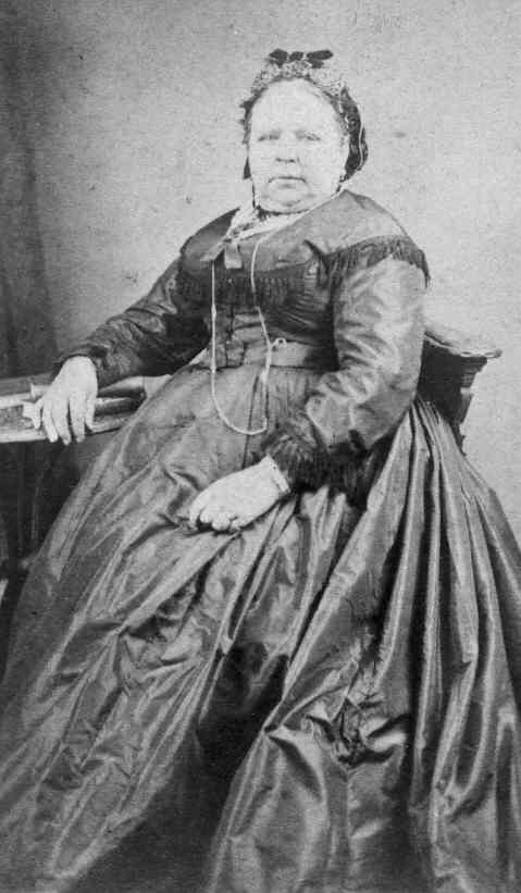 Sarah Jane Giddings (née Sarah Jane Franks)