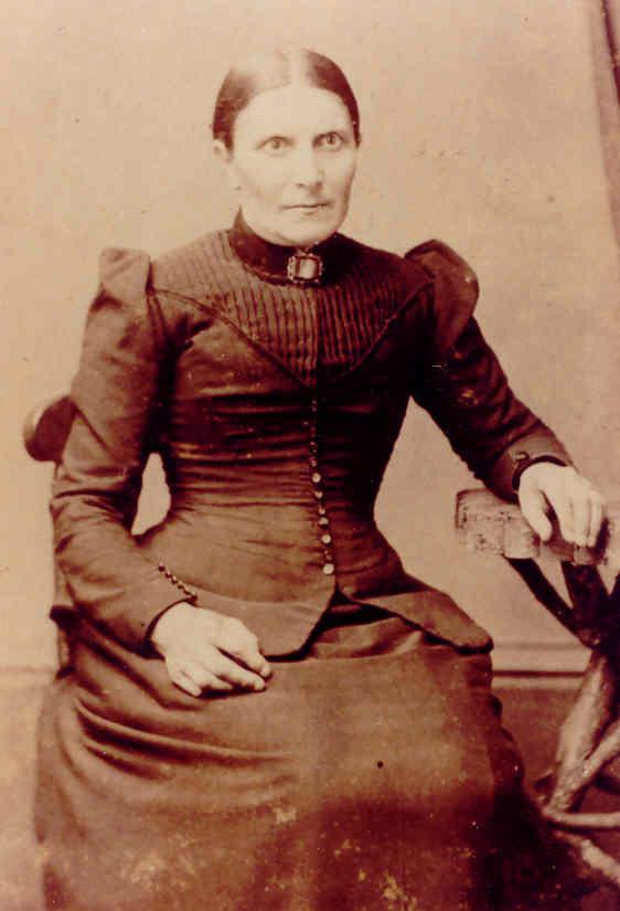 Sarah Elizabeth Martin (née Sarah Elizabeth Giddings)