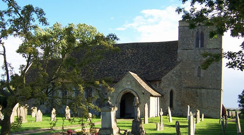 St. Andrew's Church, Witchford
