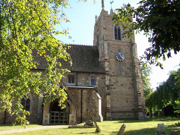 St. Margaret's Church, Abbotsley