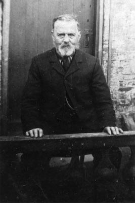John Moden circa 1910.