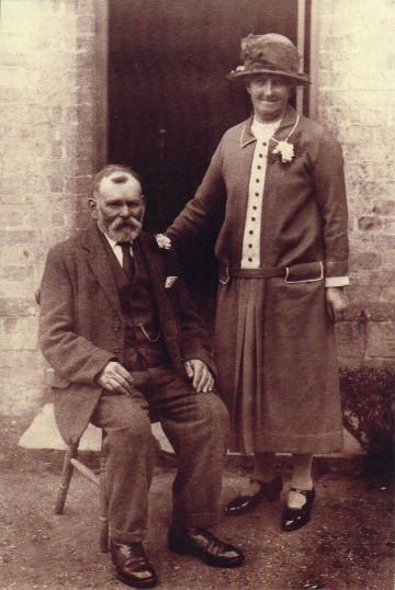 William Moden and his wife Elizabeth (née Williams)