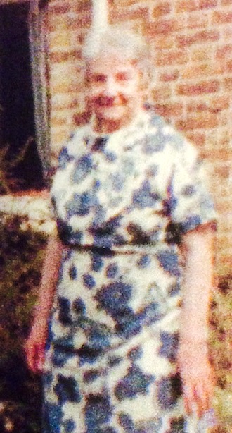 Amy Ann Yarrow, circa 1970. Photo: John Yarrow