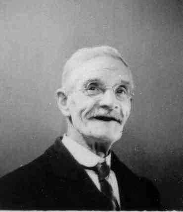 John William Yarrow circa 1930.